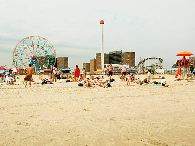 Coney Island July 2007