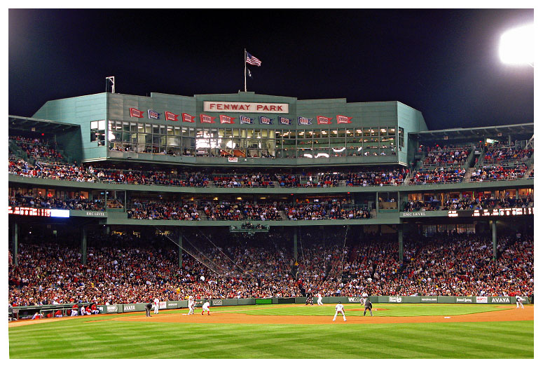 Red Sox vs Yankees, Fenway Park